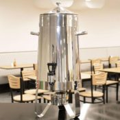 STAINLESS COFFEE URN - 4 GAL